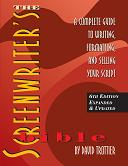 Screenwriter's Bible 6th edition